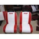 Tappezzeria bianche e rosse logo 500